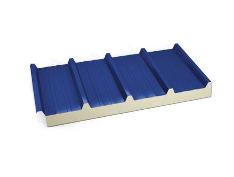 Panneaux sandwich sous-face aluminium