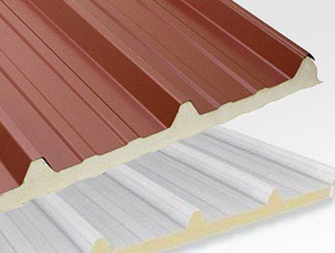 Panneaux sandwich toiture