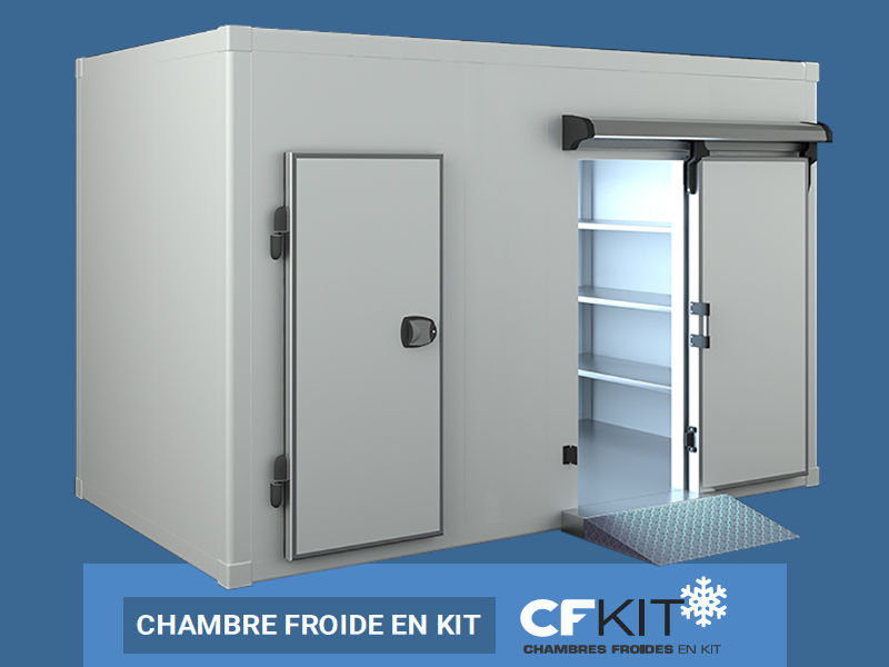 Chambres Froides en kit